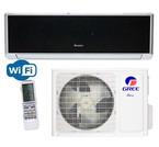 Gree Amber Standart BLACK R32 (Wi-Fi) GWH24YE-K6DNA1A